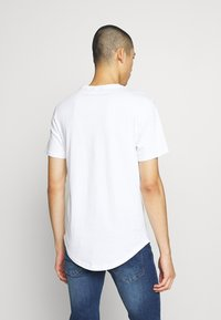 Only & Sons - 3 PACK - T-shirt basic - black/white/light grey melange - 2