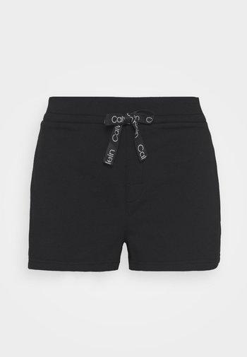 SLEEP SHORT - Pantalón de pijama - black