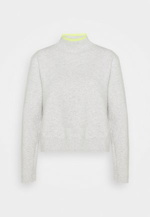 SERENITY JUMPER - Jumper - charcoal grey