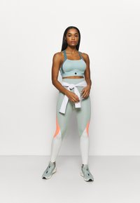 Under Armour - RUSH - Sports bra - enamel blue - 1