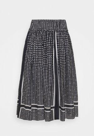 LOULOU SUMMER SKIRT - A-line skirt - black