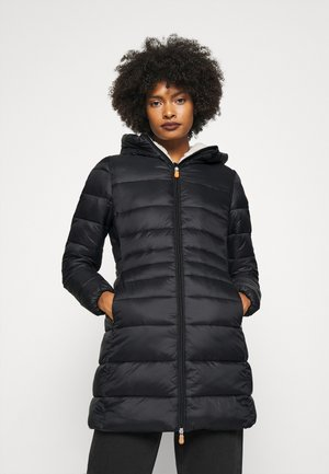 GIGA RAVEN - Winter coat - black