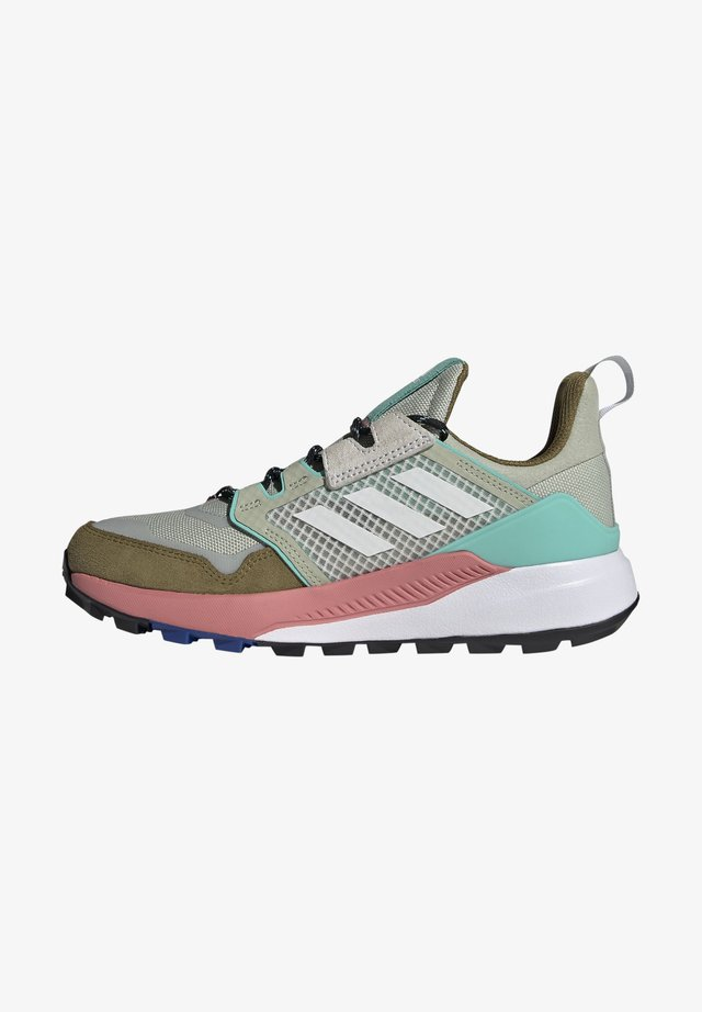 TERREX TRAILMAKER BLUE WANDERSCHUH - Outdoorschoenen - green