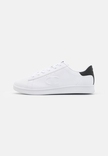 CUT SHOE ANDREA - Sportovní boty - white/black