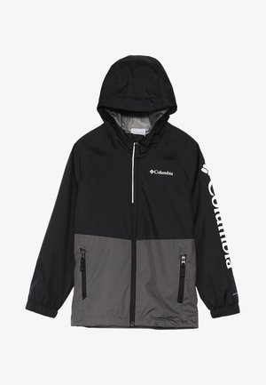 DALBY SPRINGS JACKET - Outdoor jacket - city grey/black