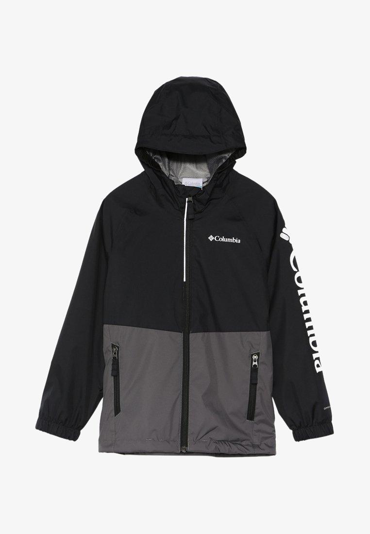 Columbia - DALBY SPRINGS JACKET - Outdoor jacket - city grey/black