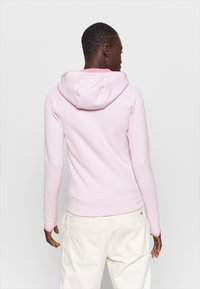 Peak Performance - CHILL ZIP HOOD - Fleece jacket - cold blush - 2