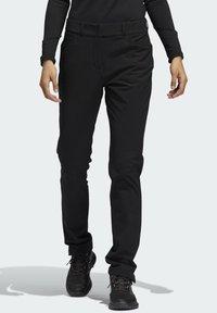 adidas Performance - Trousers - black - 0