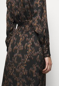 Bruuns Bazaar - ZEBRA TREE AYAN DRESS - Day dress - black - 5