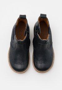 Froddo - CHELYS BROGUE NARROW FIT - Korte laarzen - dark blue - 3