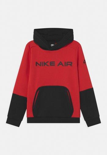 AIR - Hoodie - university red/black