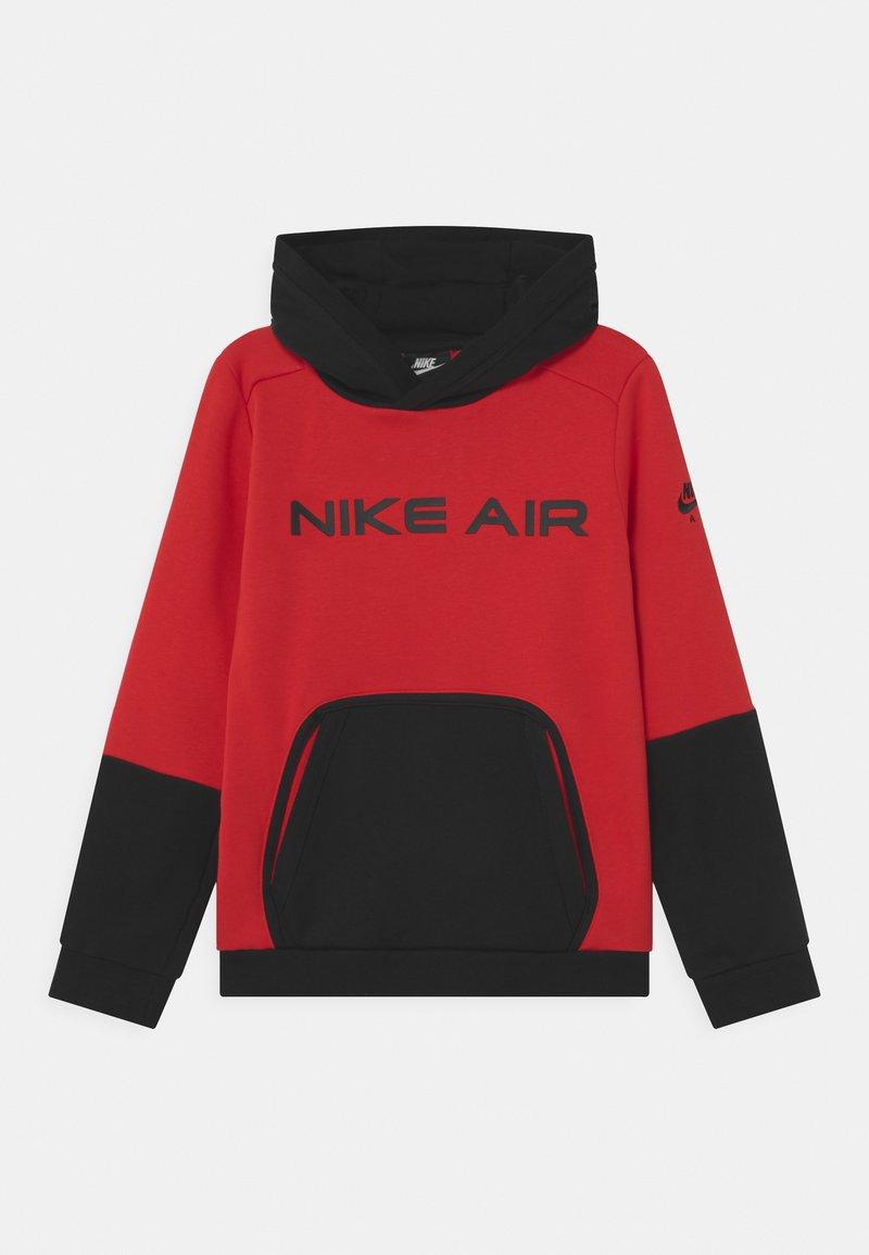 Nike Sportswear - AIR - Hoodie - university red/black