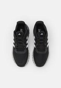 adidas Performance - RESPONSE TRAIL 2.0 - Löparskor terräng - core black/footwear white/grey six - 3
