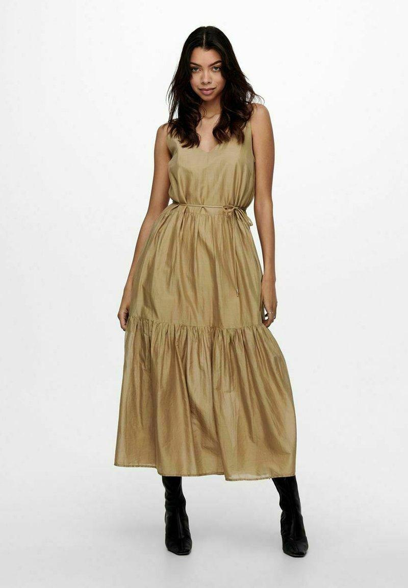 ONLY - ONLVIVI DRESS - Maxi dress - elmwood