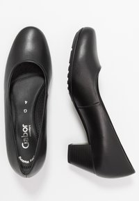 Gabor Comfort - Klassiske pumps - black - 3