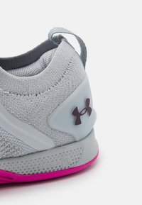 Under Armour - TRIBASE REIGN 3 - Sports shoes - halo gray - 5