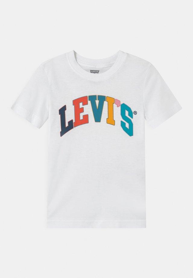 GRAPHIC  - Print T-shirt - white