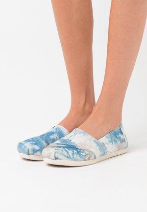 ALPARGATA - Nazouvací boty - grey