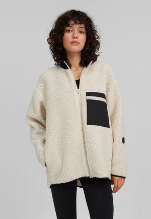 Fleece jacket - birch