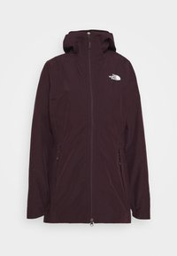 The North Face - WOMENS HIKESTELLER JACKET - Hardshell jacket - root brown - 3