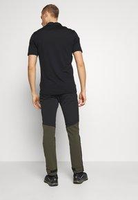 Haglöfs - RUGGED FLEX PANT  - Outdoor trousers - deep woods/true black - 2