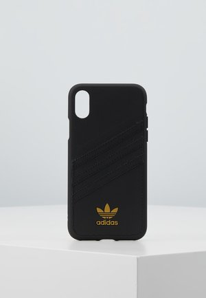 MOULDED CASE SAMBA PREMIUM FOR IPHONE X/XS - Phone case - black