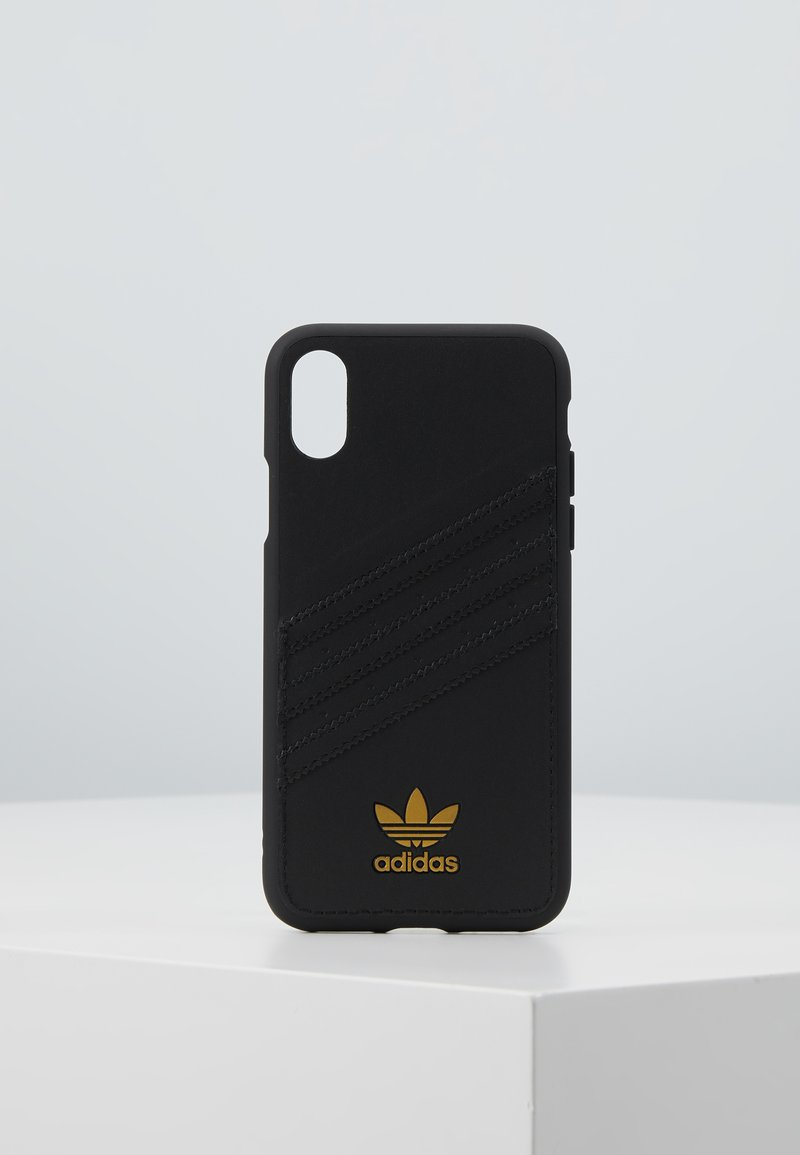 adidas Originals - MOULDED CASE SAMBA PREMIUM FOR IPHONE X/XS - Etui na telefon - black