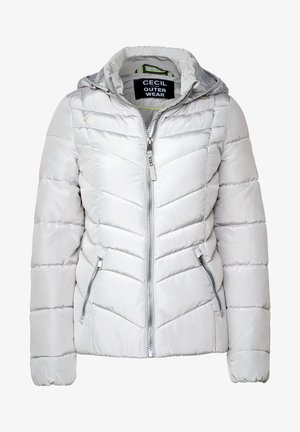GESTEPPTE - Winter jacket - grau