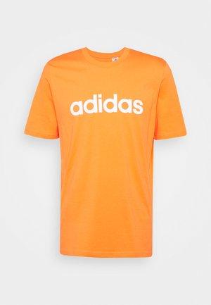 T-shirts print - true orange