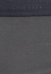 Schiesser - 3 PACK - Kalhotky - grey - 6