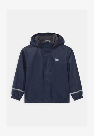 JIPE UNISEX - Waterproof jacket - dark navy