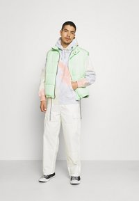 Obey Clothing - SUSTAINABLE TIE DYE - Collegepaita - multi coloured - 1