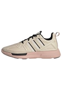 adidas Originals - SPORTS INSPIRED SHOES - Trainers - linen/core black/vapour pink - 1