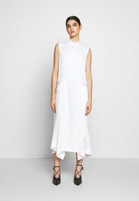 Mulberry - ARYA DRESS - Korte jurk - natural - 0
