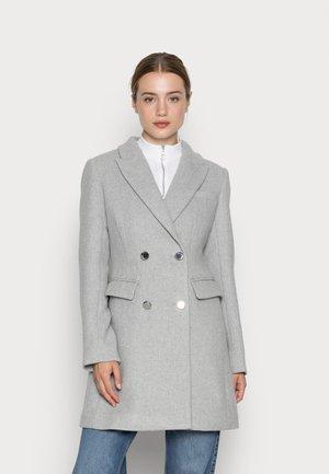GRIMO - Abrigo clásico - gris clair