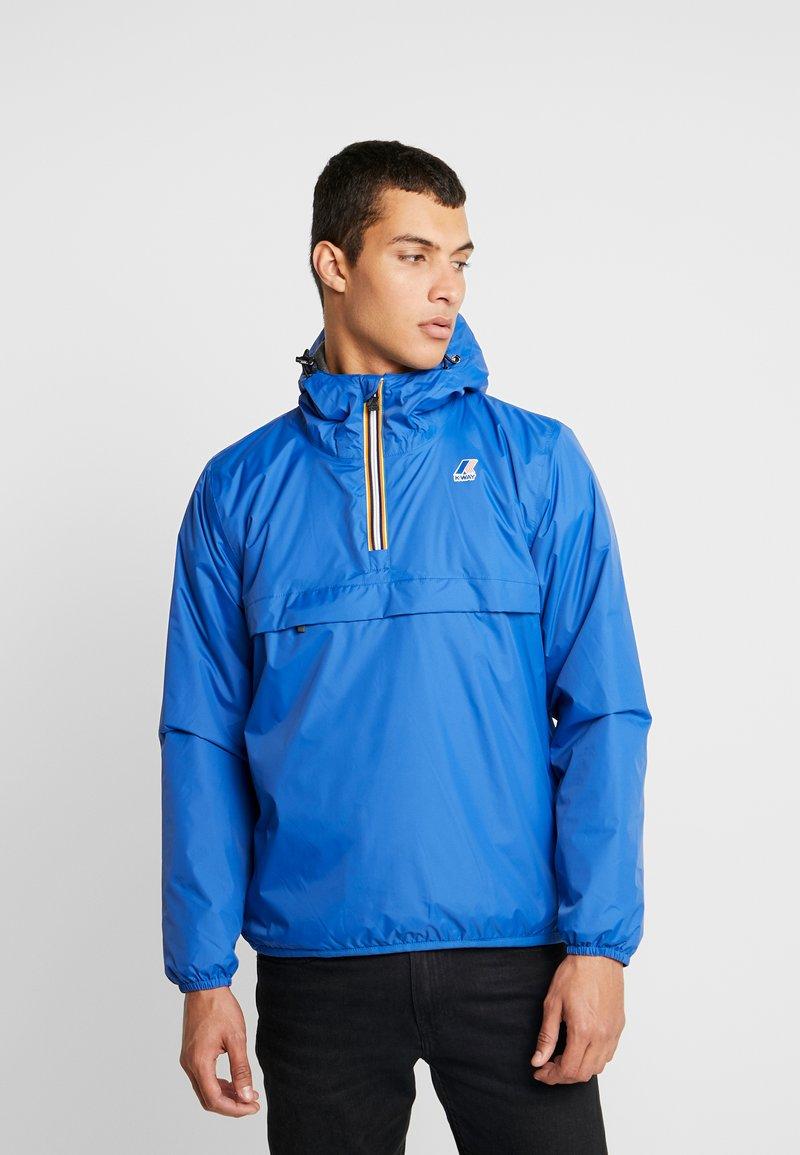 K-Way - LEON PADDED - Light jacket - blue royal