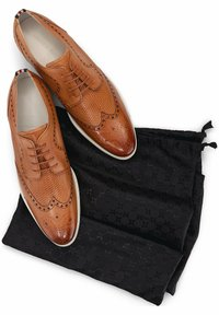 Melvin & Hamilton - SCOTT - Smart lace-ups - braun - 4