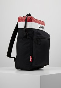 Levi's® - PACK STANDARD ISSUE COLORBLOCK - Reppu - brilliant red - 3