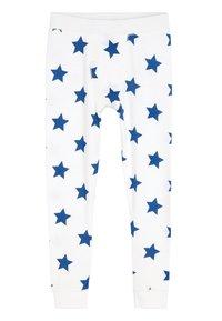 Next - BLUE STAR PRINTED SNUGGLE THERMAL SET (1.5-16YRS) - Pyjama set - white - 3