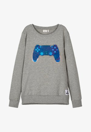 PLAYSTATION - Sweatshirt - grey melange