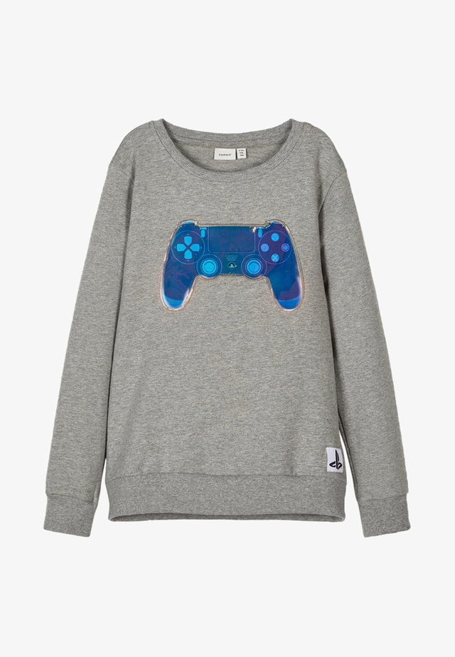 PLAYSTATION - Sweater - grey melange