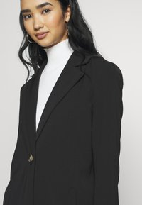 ONLY - ONLAYA COAT - Cappotto corto - black - 5