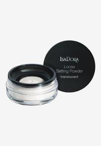 IsaDora - LOOSE SETTING POWDER TRANSLUCENT - Setting spray & powder - translucent - 0