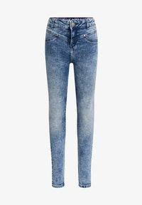 WE Fashion - SUPERSKINNY - Jeggings - blue - 3