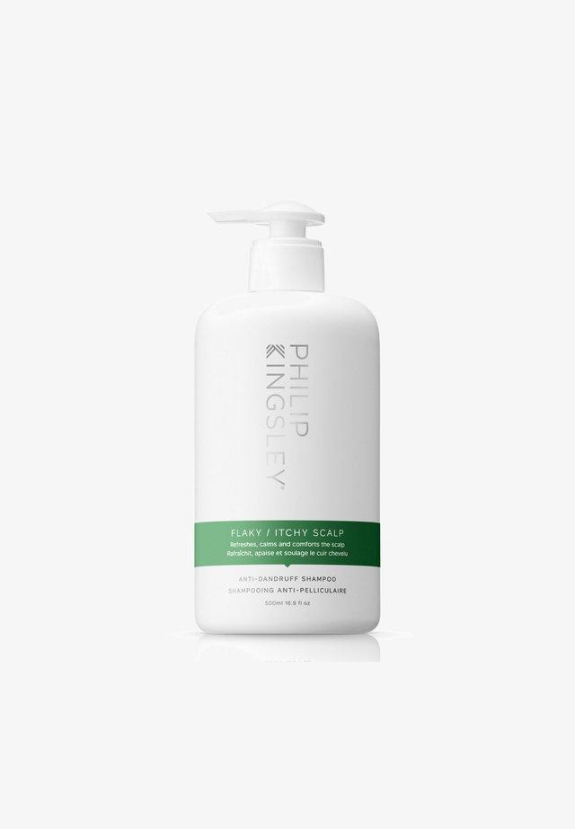ITCHY FLAKY SCALP SHAMPOO - Shampoo - -