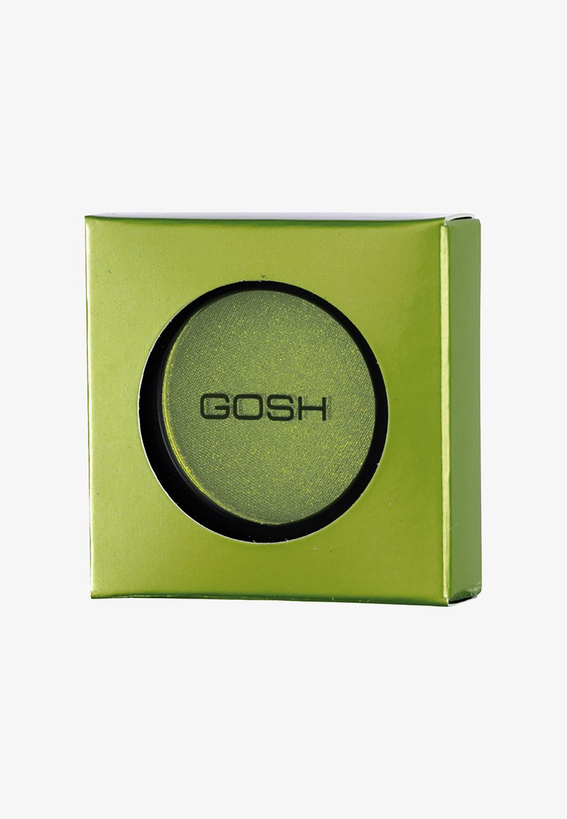 Gosh Copenhagen - MONO EYE SHADOW - Øjenskygger - 001 golden green
