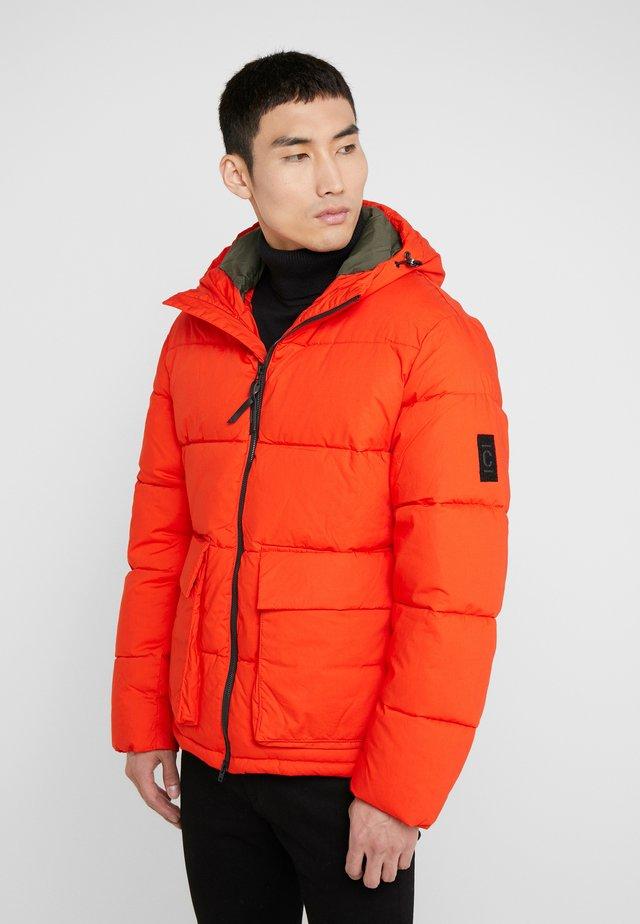 JACKET - Vinterjakker - hot orange