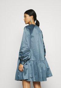 Samsøe Samsøe - STAR DRESS  - Day dress - blue mirage - 2