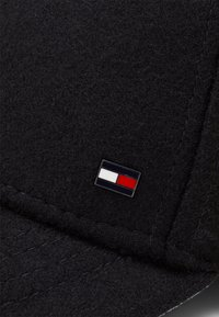 Tommy Hilfiger - ELEVATED CORPORATE UNISEX - Cap - black - 3