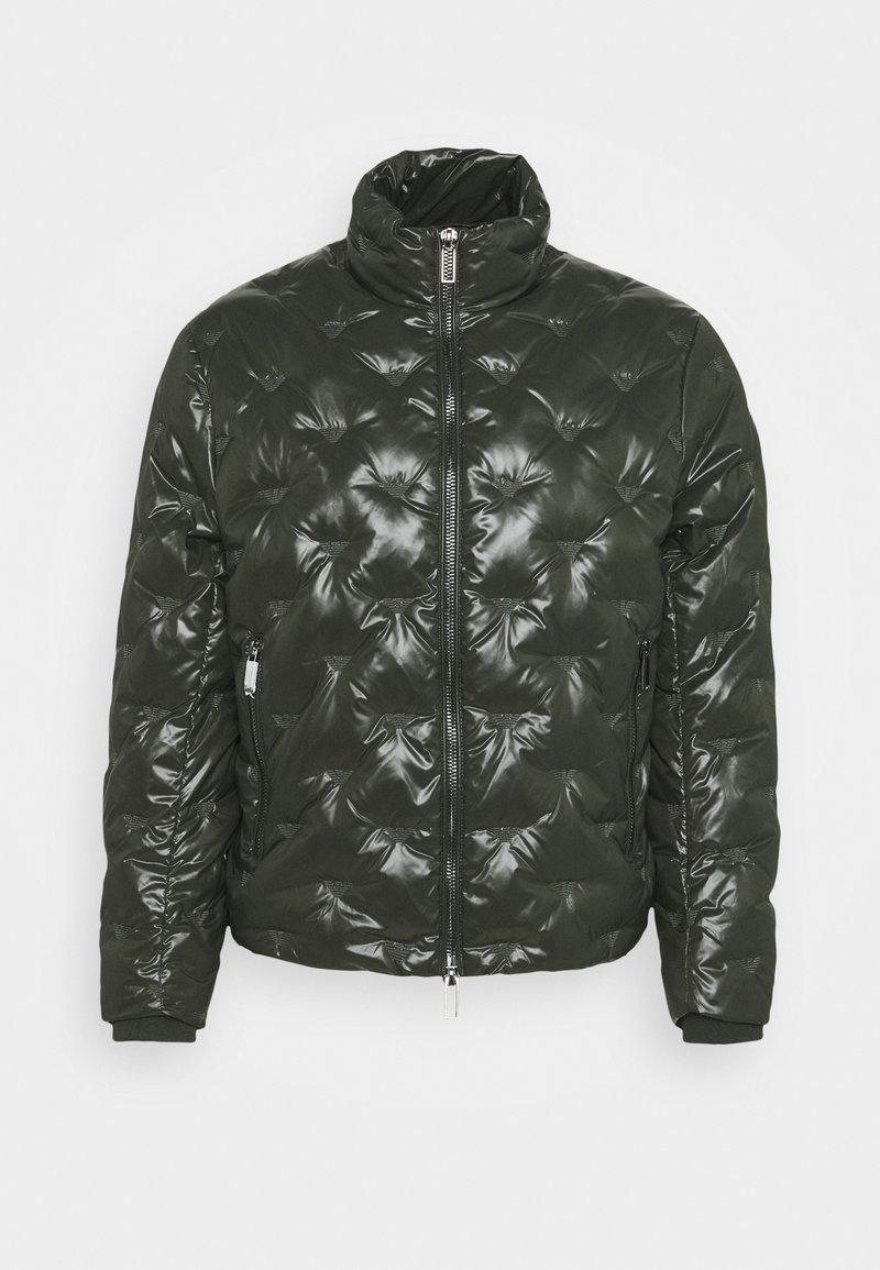 Emporio Armani - Down jacket - dark green